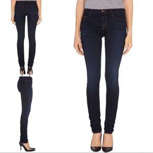 J Brand Atlantis Skinny Jeans Dark Indigo